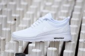 Nike Sportswear Launches an All-White Air Max Thea for the Ladies