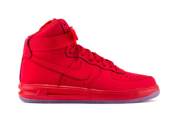 "Nike Sportswear Lunar Force Hi ""University Red"""