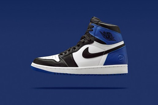 NikeLab Officially Unveils the fragment design x Air Jordan 1 Retro High OG