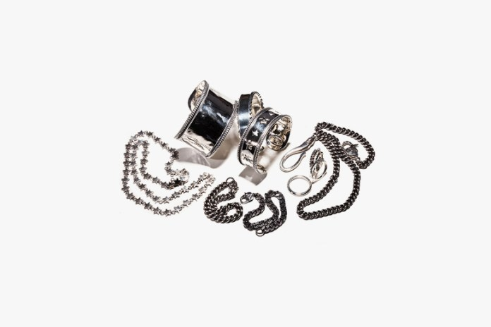 nonnative × END Silver Jewelry