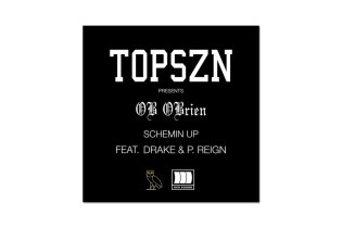 OB O'Brien featuring Drake & P. Reign – Schemin' Up