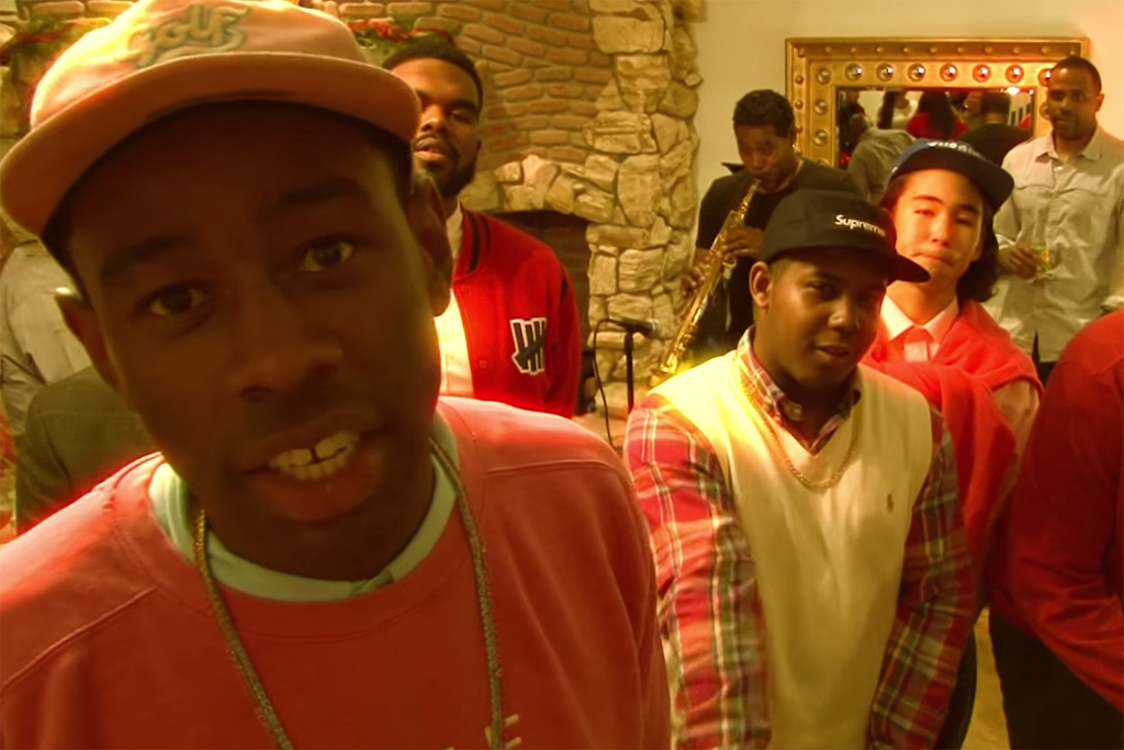 """Odd Future Show Their Holiday Spirt with a """"Murry Christmas Party"""""""