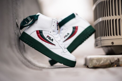 "Packer Shoes x Fila FX-100 ""O.G."""
