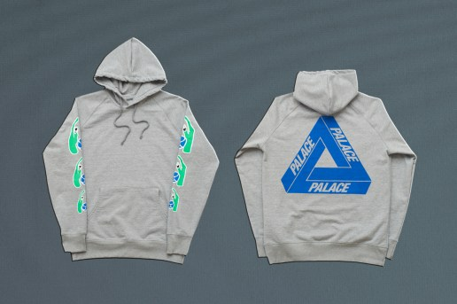 Palace Releases New Capsule for Pop-Up Store