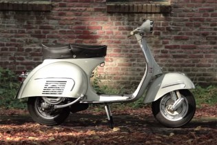 Petrolicious Looks at the Design of the Vespa