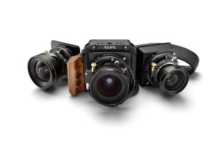 Phase One A-Series Medium Format Camera Systems