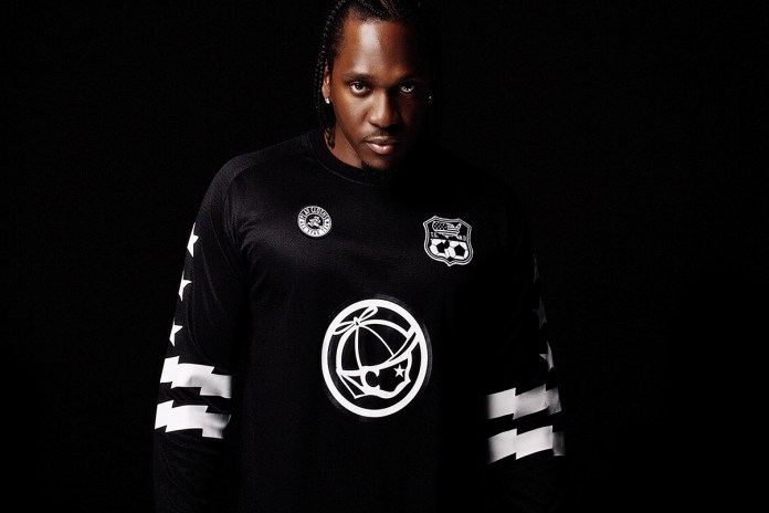 "Play Cloths 2014 Holiday ""Curse Your Luxury"" Lookbook featuring Pusha T"