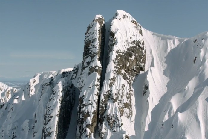 """Powder Video Awards """"Line of the Year"""" Ski Video Is Insane"""
