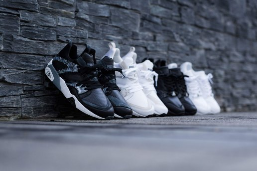 "PUMA 2014 Winter Trinomic ""Marble"" Pack"