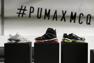 Yassine Saidi of PUMA & Andrew Rogers of McQ Talk PUMA x McQ and the Transition of Designer Footwear Collaborations