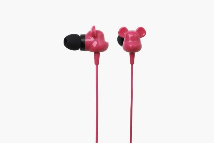 Radius x Medicom Toy Be@rbrick Earbuds
