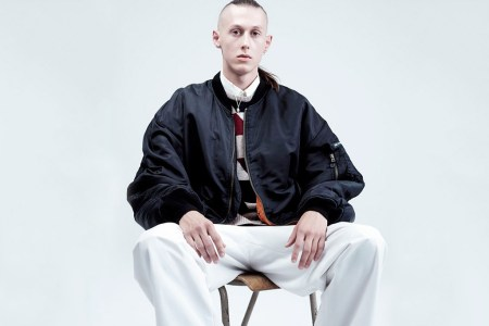 Raf Simons Retrospective 2014 Fall/Winter Editorial for 032c Magazine