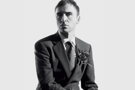 Raf Simons Sits Down with 032c, Talks Fashion's Serious Fear of Evolution