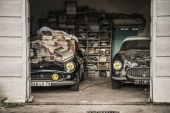 Rare Automobile Finds in French Barn Could Fetch Over $18 Million USD