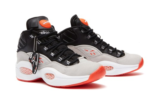 Reebok Classics Presents the Question Pump