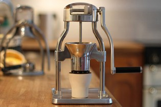 ROK Coffee Grinder Delivers $600 Grinder Performance for 1/3 the Price