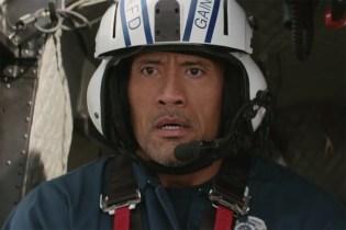 San Andreas Teaser Trailer starring The Rock