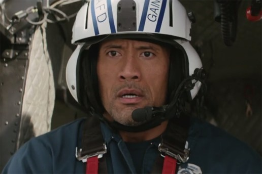 San Andreas Teaser Trailer starring The Rock