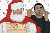 Send Your Season's Greetings with a Drake Christmas Card