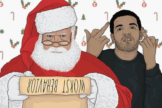 Send Your Season's Greetings with a Drake Christmas Card
