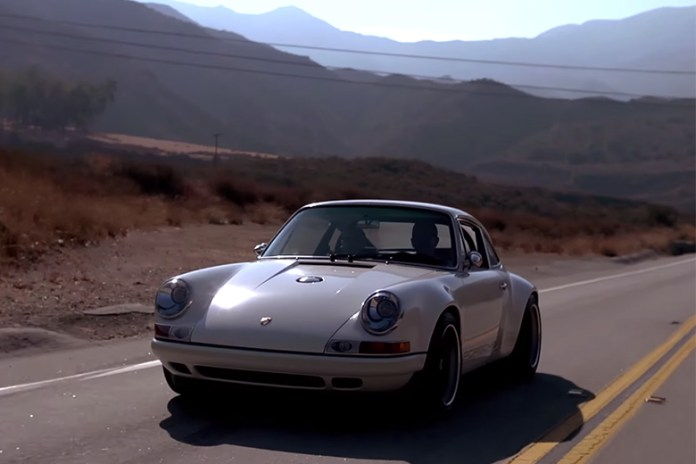 Singer Vehicle Design Brings Old Porsche 911s Back to Life