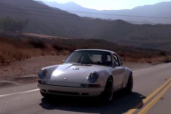 Singer Vehicle Design Brings Old Porsche 911s Back to Life
