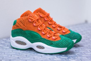 "Sneakersnstuff x Reebok Question Mid ""15 Stars"""