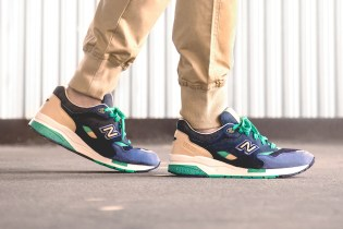 "Social Status x New Balance 1600 ""Winter in the Hamptons"""