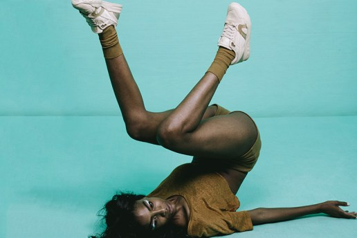 "Solange x PUMA 2014 Fall/Winter ""Behind the Bazaar"" Collaboration"