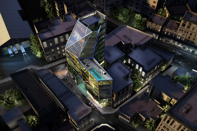 SOMA Architects To Build 11-Story Luxury Residential Tower in Beirut