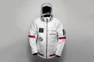SPACELIFE Creates a Luxurious Limited Edition Jacket for Space Lovers