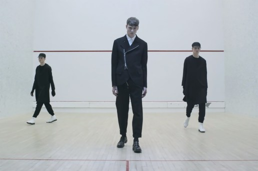 "SSENSE 2014 Fall/Winter ""Japanese Menswear in Motion"" Video Lookbook"