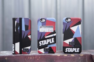 Staple x HEX iPhone 6 Case Collection