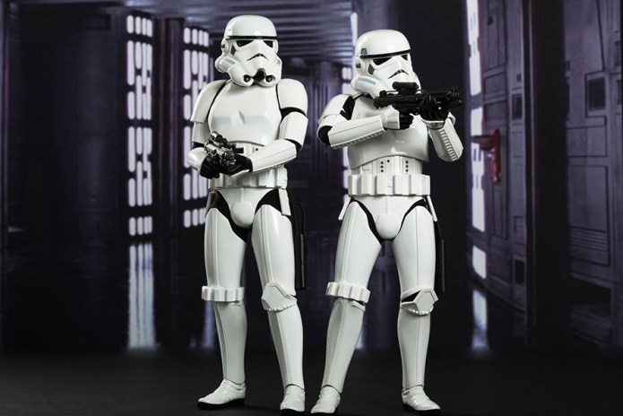 "Star Wars ""Shadow Trooper"" and ""Stormtroopers"" 1/6 Scale Collectible Figures"