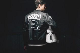 Star Wars x BROWNBREATH 2014 Fall/Winter MA-1 Jacket