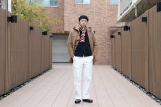 Streetsnaps: Hirokazu Goh of salvy;