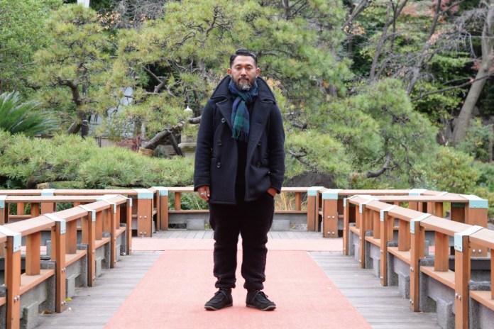 Streetsnaps: Katsuya Aotani of BEAUTY&YOUTH UNITED ARROWS