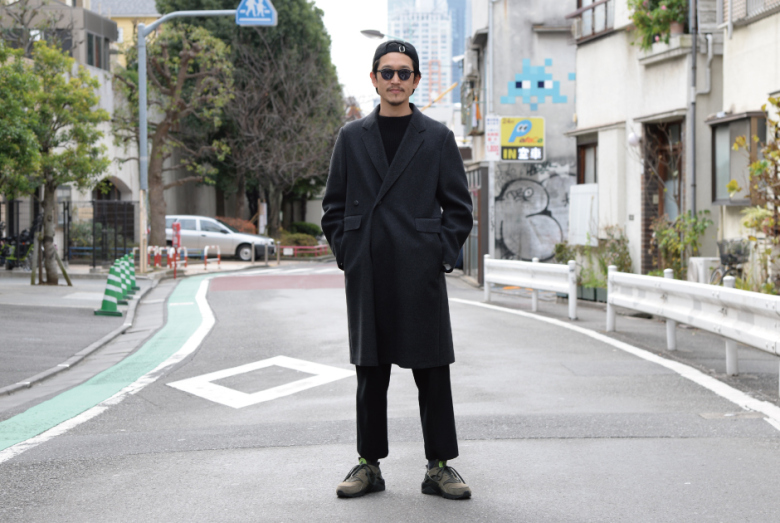 Streetsnaps: Makoto Toda of BEAMS