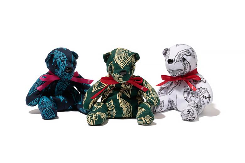 Stussy 2014 Holiday Bear