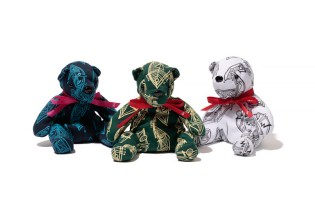 Stussy 2014 Holiday Bear