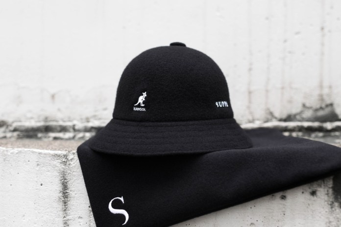 SUPPA x Kangol 2014 Winter Bermuda Casual