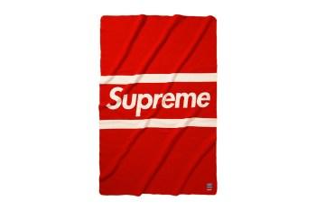 Supreme x Faribault Box Logo Blanket