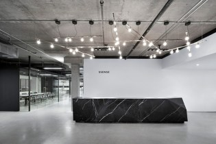 A Look Inside Online Retailer SSENSE's New Office in Montreal by Humà Design