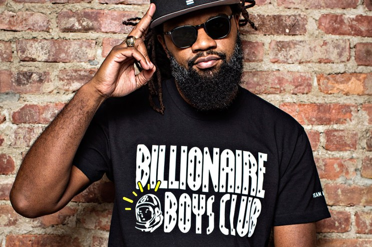 Team Epiphany x Billionaire Boys Club Limited Edition 10th Anniversary T-Shirt