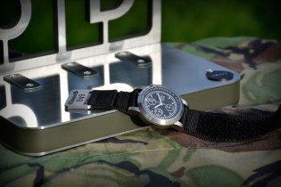 The 6B MK2 Pilot Watch from the Maker of GasGasBones Straps