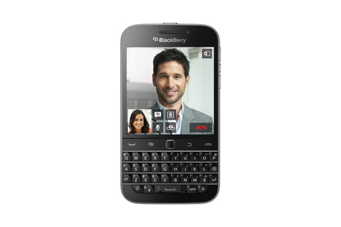 The BlackBerry Classic Makes a Comeback
