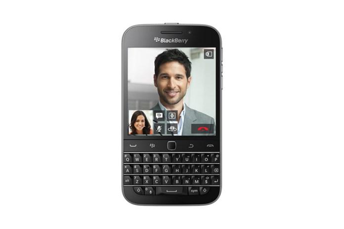 The BlackBerry Classic Makes a Comeback