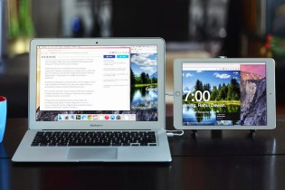 The Duet Display Turns Your iPad Into a Second Monitor at 60FPS