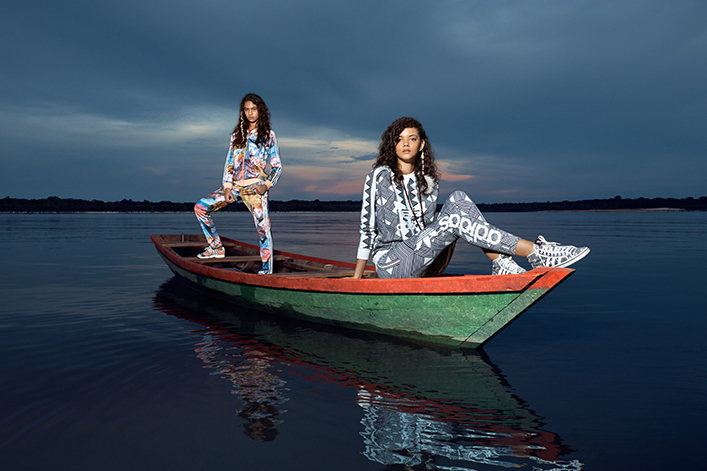 "The Farm Company x adidas Originals WMNS 2015 Spring/Summer ""Drop One"" Collection"