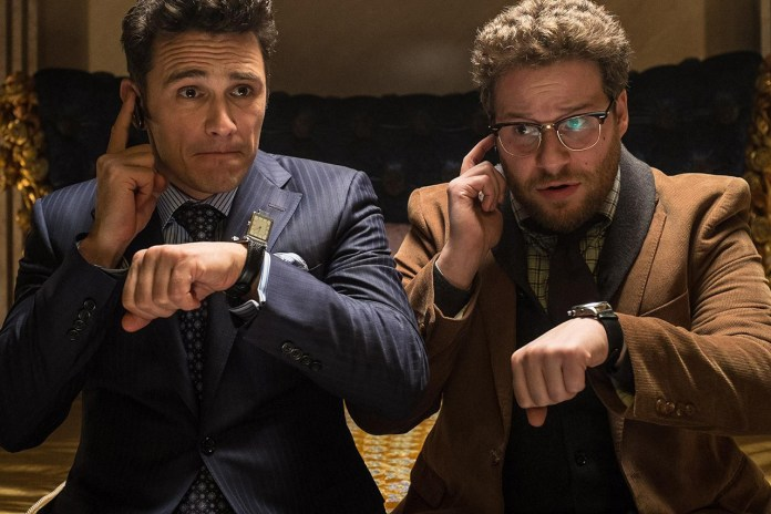 The Interview is Sony's Most Successful Online Film